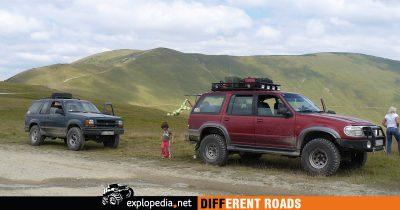 Explopedia Rumunia Offroad