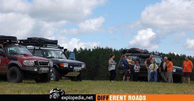 Explopedia wyprawy offroad 4x4