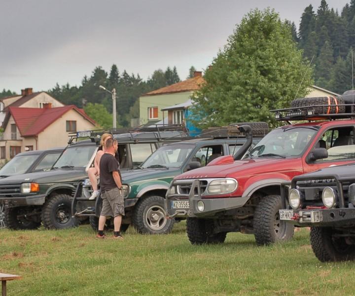 Zlot Explorer Fan Klub