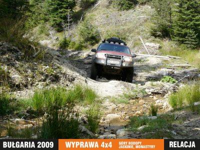 Explopedia - Bułgaria 2009 - Wyprawa 4x4