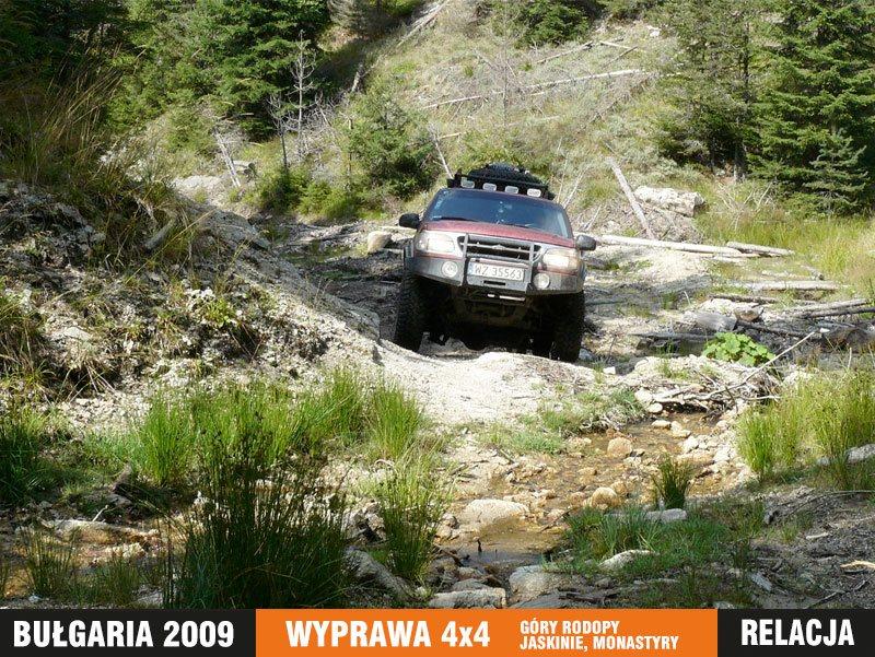 Bułgaria 2009 - relacja