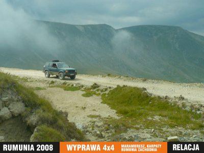 Explopedia - Rumunia 2008 - Wyprawa 4x4