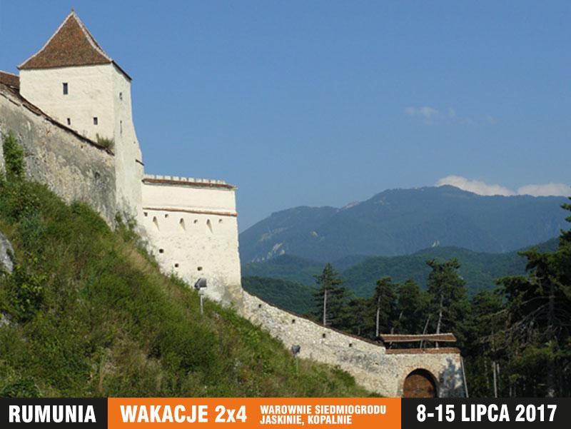 Rumunia - Warownie Siedmiogrodu