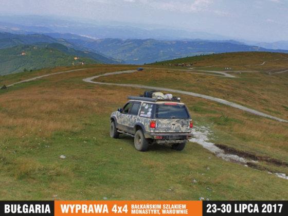 Bułgaria - bałkańskim szlakiem