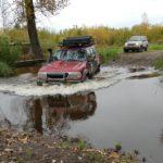 Szkolenie 4x4 roadbook