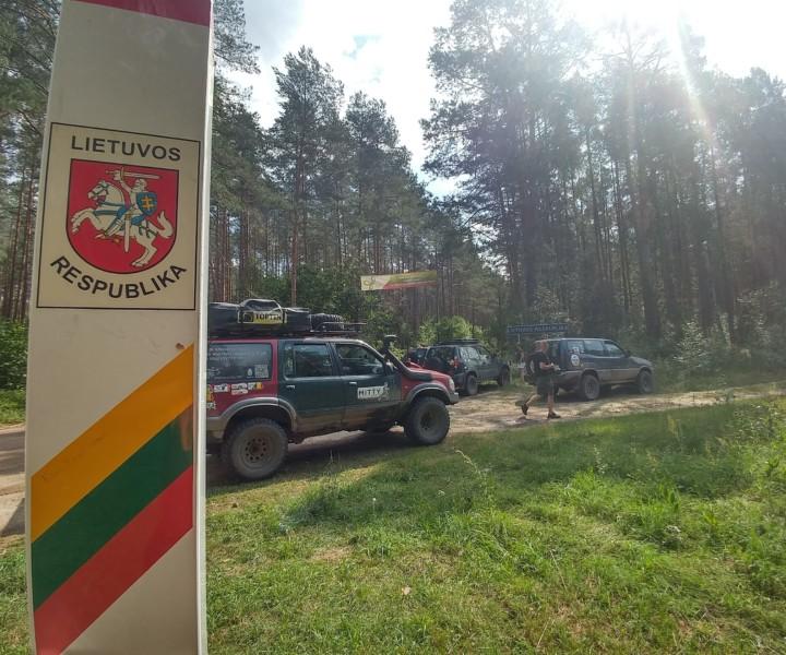 Suwalszczyna offroad 2018