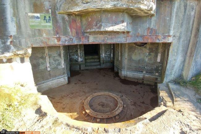 Hirtshals bunkry obronne