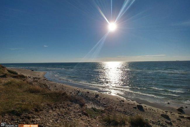 Hirtshals plaża