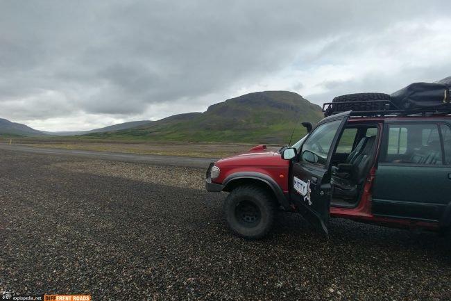 Północno wschodnie wybrzeże Islandii