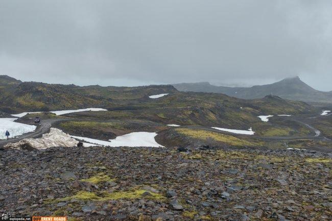 Droga F570 Snæfellsjökull