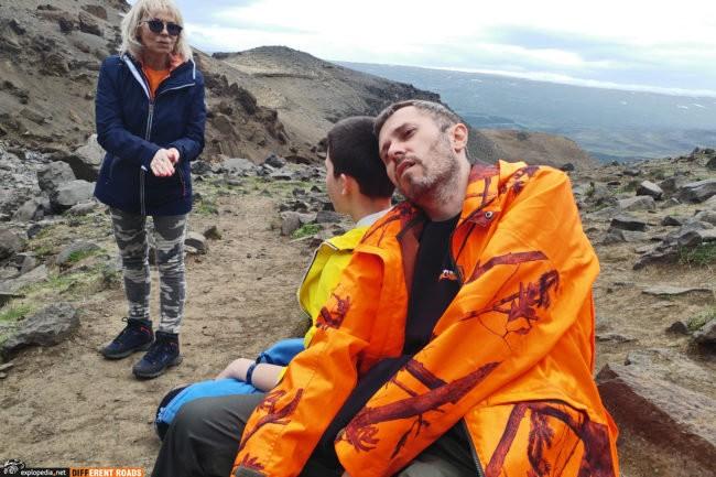 Dotarliśmy na szczyt, ale łatwo nie było :)