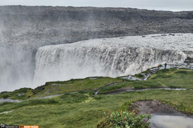 Dettifoss - najpotężniejszy wodospad Europy