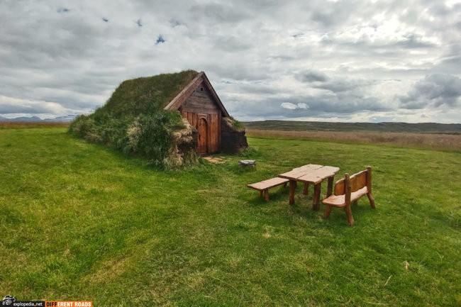 Kościółek torfowy Geirsstaðakirkja
